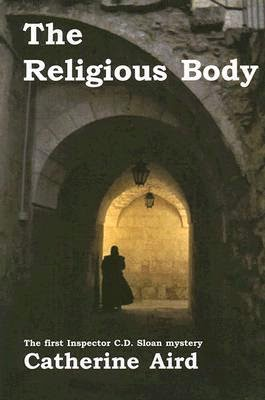 Religious Body by Catherine Aird is an light, entertaining mystery