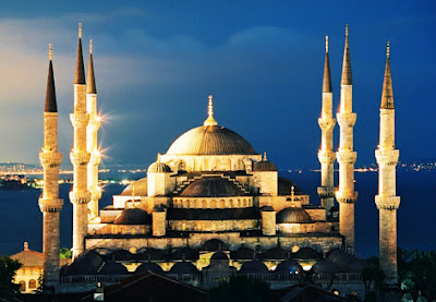 Blue Mosque Pictures