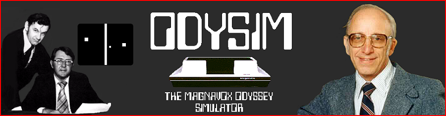 OdySim - The Magnavox Odyssey Simulator!