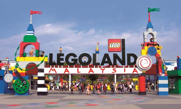 Du lịch Malaysia-Legoland-Thiên đường vui chơi cho trẻ