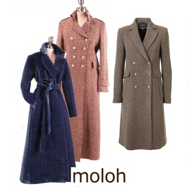 Kate Middleton Style - MOLOH Winter Coat