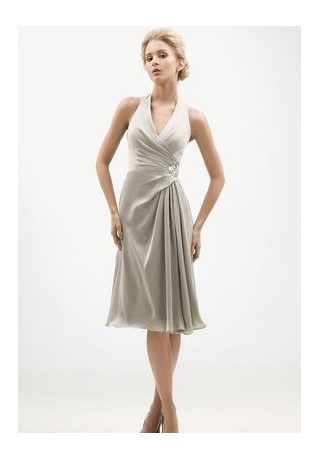 chiffon-halter-v-neck-a-line-short-bridesmaid-dress