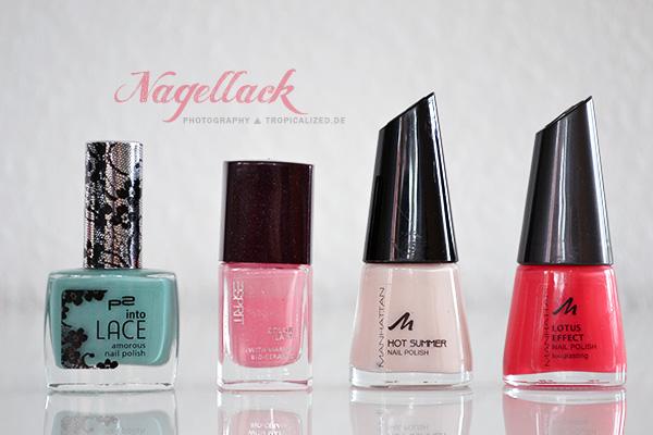 Kosmetik Favoriten Januar Februar März 2013 Nagellack