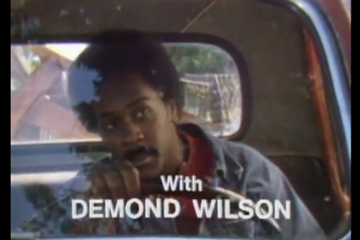 demond wilson wife