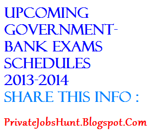 government jobs,Upcoming government exams,upcoming government exams,Upcoming SSC : SSC 2014 Notification |SSC CGL | Upcoming Competitive Exams: (upcoming exam, exams, bank, upcoming vacancy,upcoming government jobs,Government | Bank | IT Freshers jobs |Walkins ... Latest Notifications · Upcoming Notifications Applications Last Date, Recruitment Board upcoming banking exams, upcoming bank exams, bank upcoming exams),Exam Schedule. Upcoming Bank Exams 2013-14,Advertisement, Closing date, Date of. Examination.