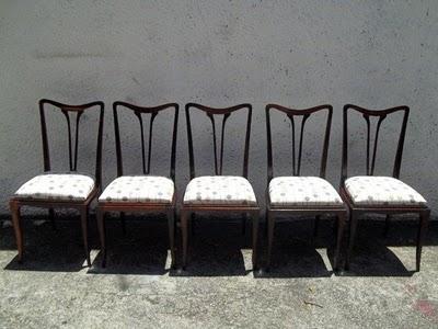 Blog decora o de interiores mobiliario anos 50 for Mobiliario anos 50