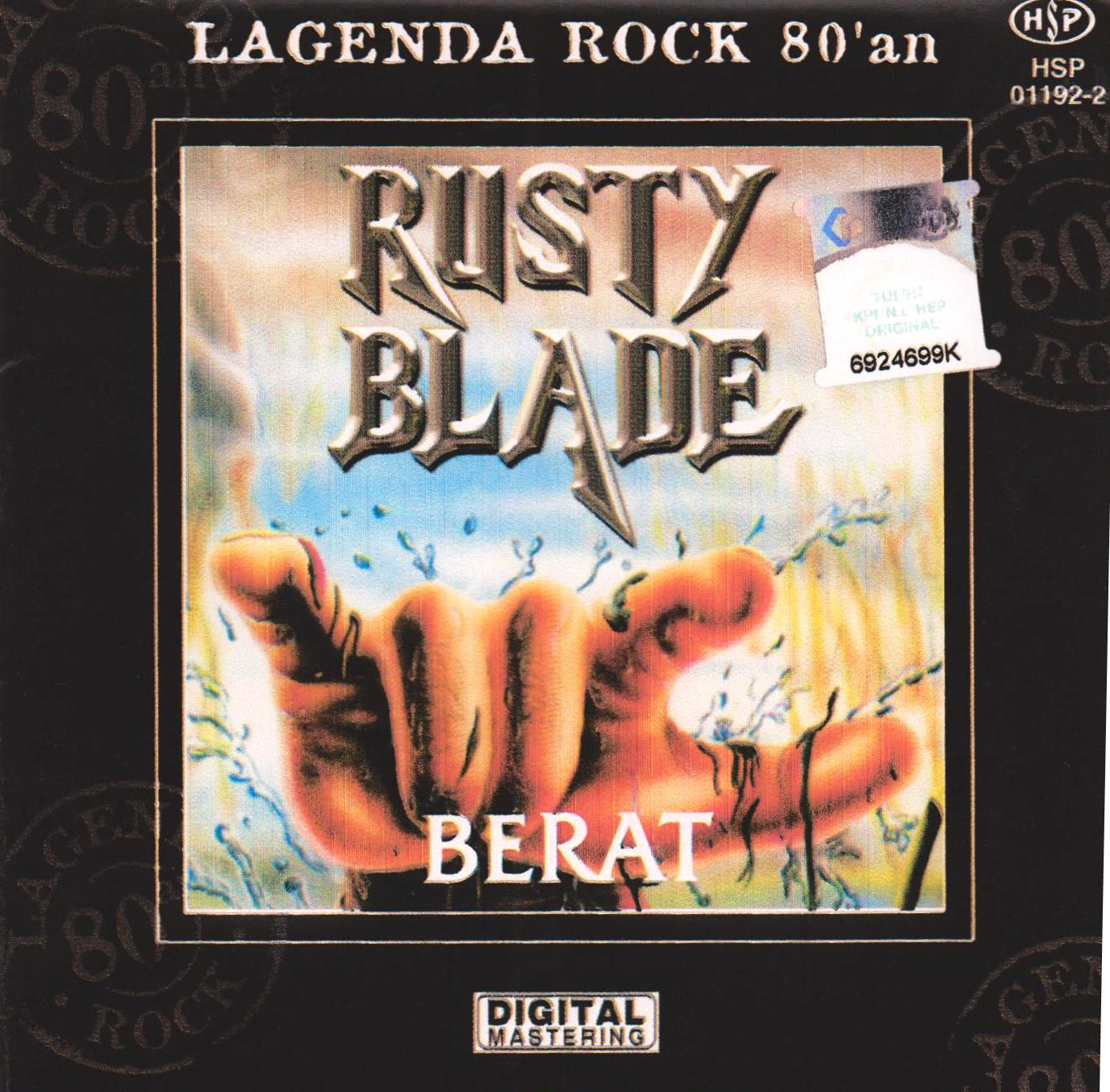 RUSTY BLADE