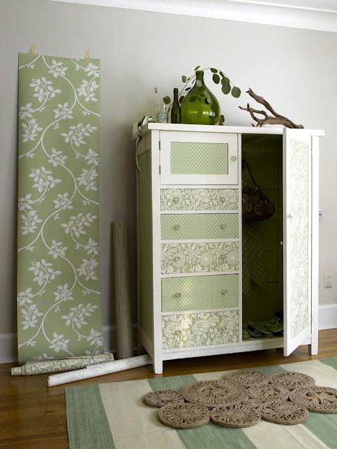 Armario Sala Para Tv ~ blog de decoraç u00e3o Arquitrecos Renovando as portas dos armários gastando pouco + Pesquisa de