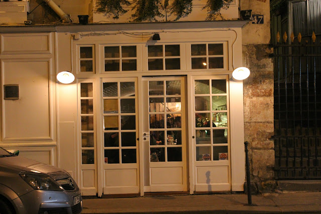 Verjus Bar a Vins, Paris