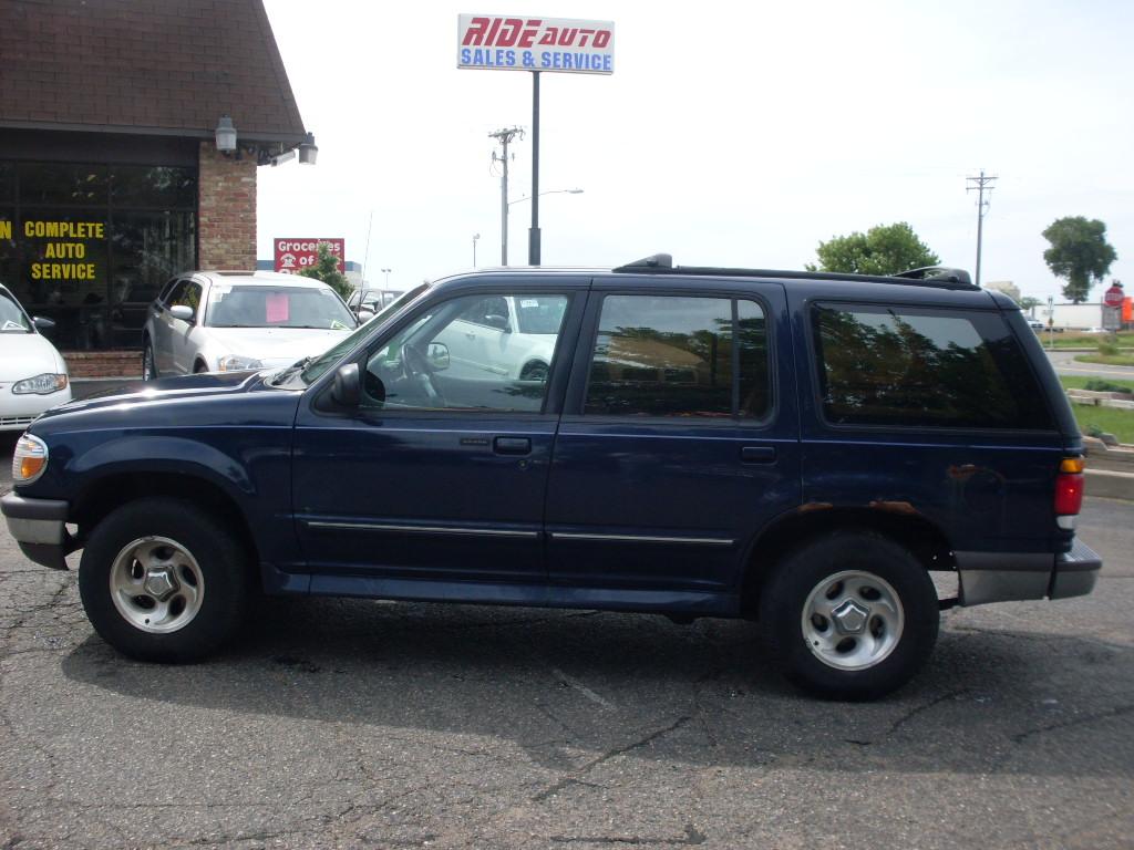 Ride Auto: 1996 ford explorer