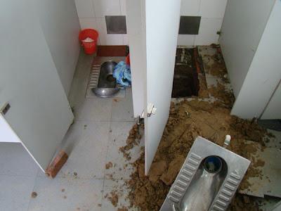 Woman Baby Toilet China Zhaoyang