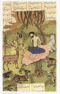 ilustrasi Abu Yazid Al Bustami