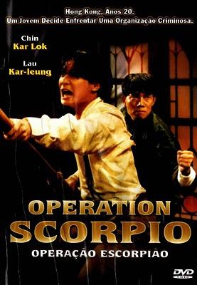 Filme Operação Escorpião   Dublado