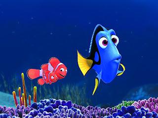 Finding Nemo Disney Wallpeper