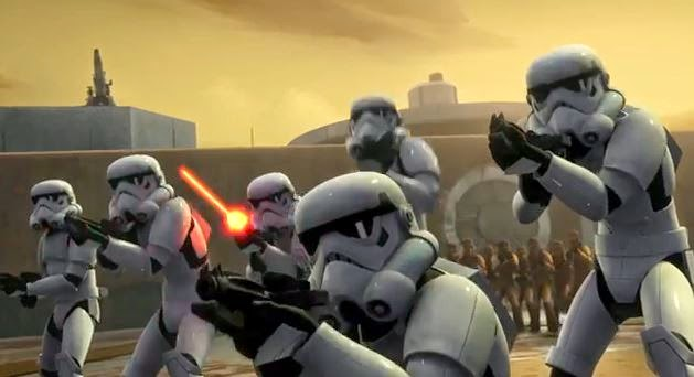 Celebrate star wars day with full trailer for star wars rebels