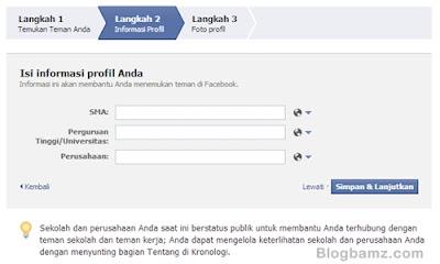 Cara Membuat Facebook Baru1