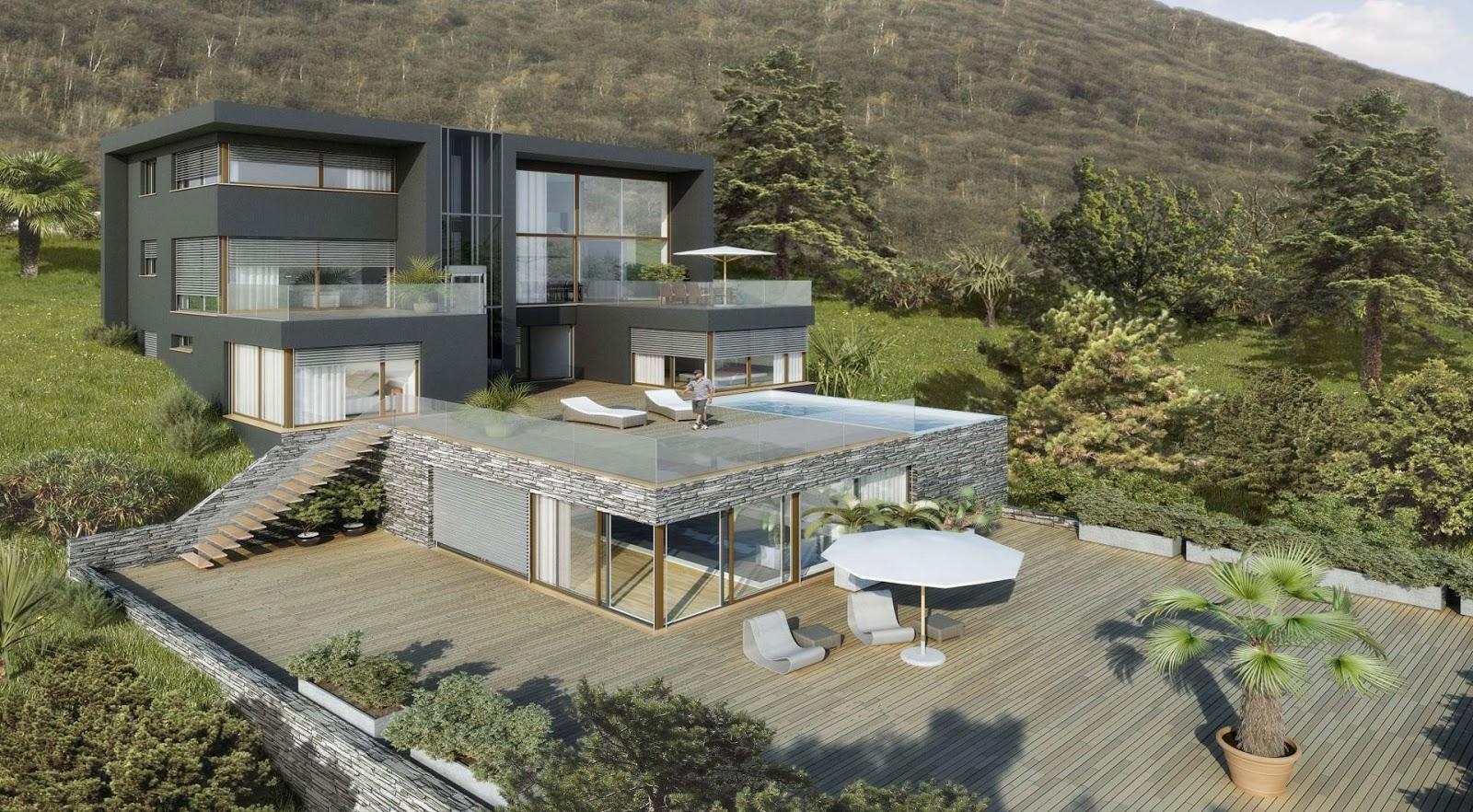 La casa pi costosa al mondo si trova in ticino - La casa piu bella al mondo ...