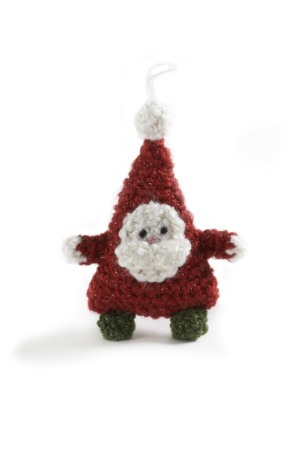 10 Free Knit Christmas Ornament Patterns - moogly