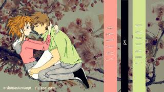 Sakura y Shaoran - Close your eyes