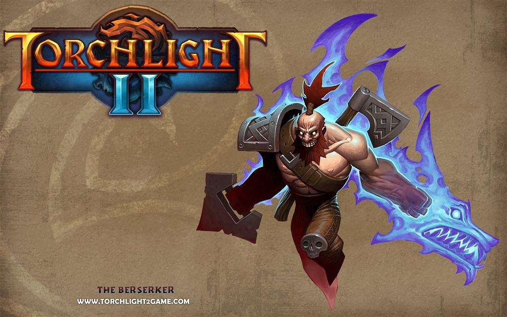 Torchlight HD & Widescreen Wallpaper 0.200300841404358