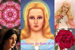 """""""Sanación con las Rosas de Maria"""""""