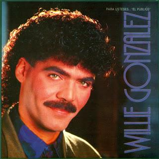 Willie González mas joven