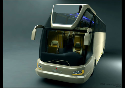 Motorhome luxury concept, ride design | Mechanical Hunter