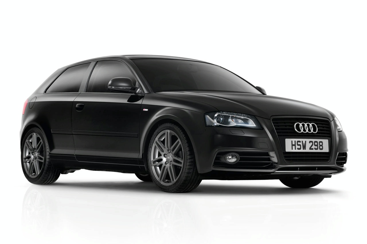 Sports Cars Audi A3 2012