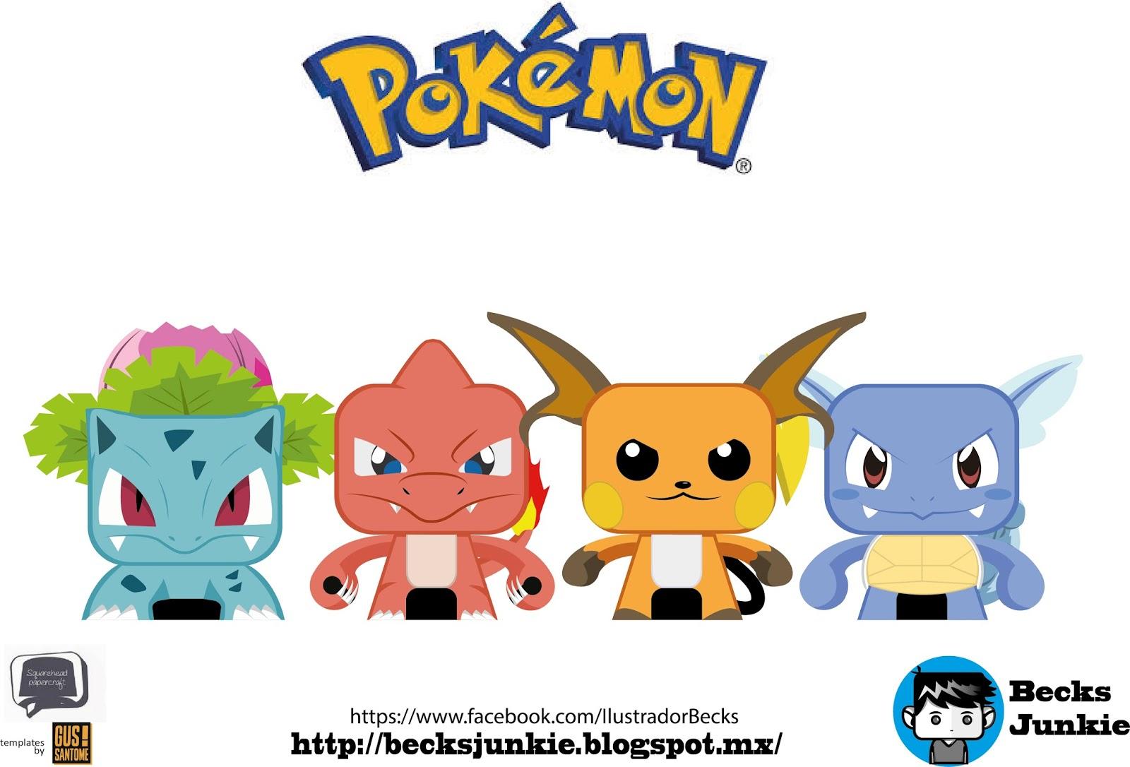 Becks Junkie: Pokémon - photo#38