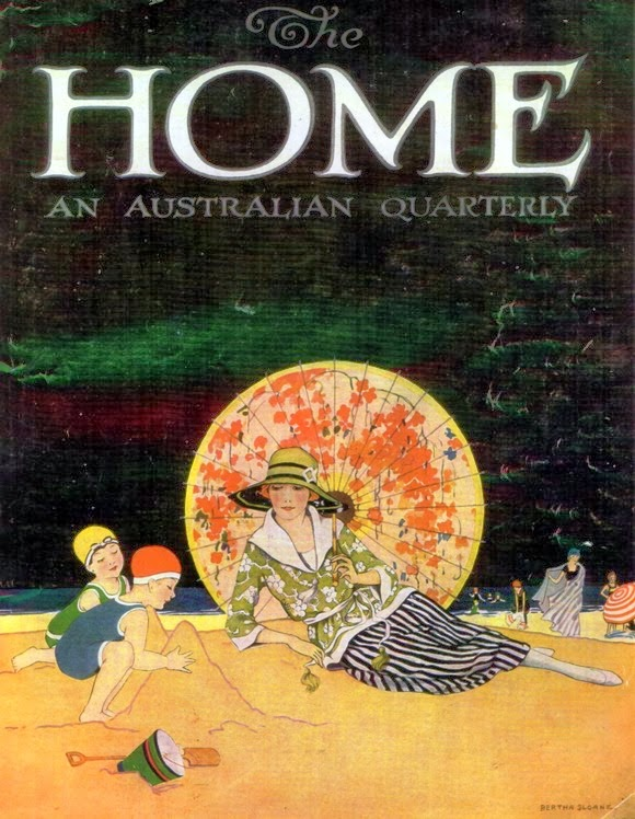 katiecrackernuts.blogspot.com || The Home An Australian Quarterly December 1921