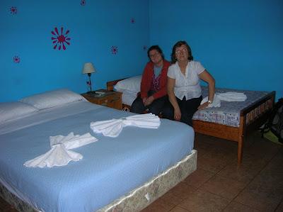 Habitación Pop Hostel Garden, Puerto de Iguazú, Argentina, vuelta al mundo, round the world, La vuelta al mundo de Asun y Ricardo
