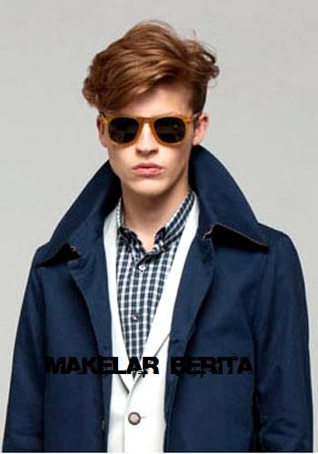 Fashion Kiling Gambar Trend Model Gaya Rambut Pria 2013 Terbaru Keren