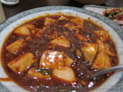 Xiao La Jiao Mapo Tofu