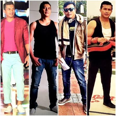 Aaron Aziz Retweet Entry Blog Lagi