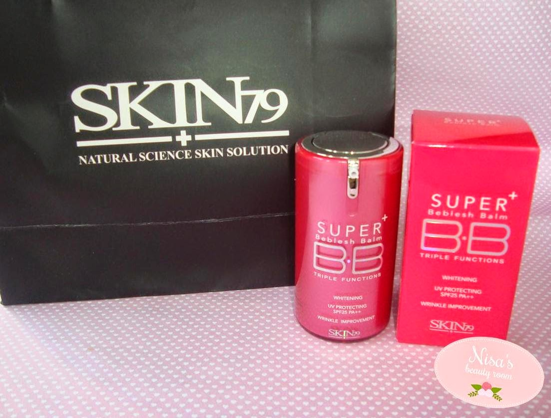 Review Skin 79 Hot Pink Super BB Cream