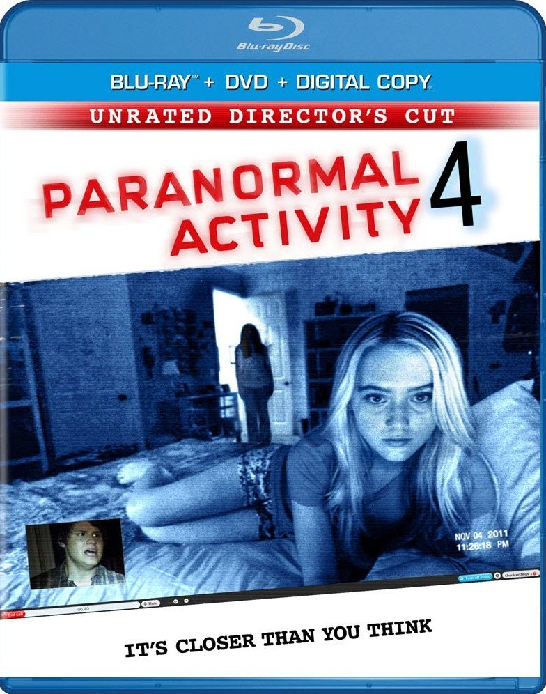 Paranormal Activity 4 Film Streaming ITA BDRip  2012 Paranormal Activity 4 Cast