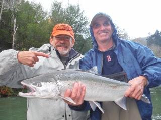 steelhead fishing Oregon Coast