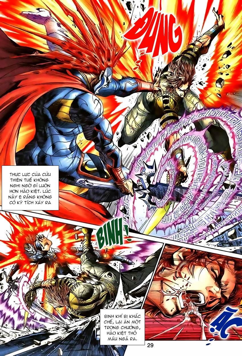 Thần binh huyền kỳ 3 - 3.5 Chapter 61 - Hamtruyen.vn