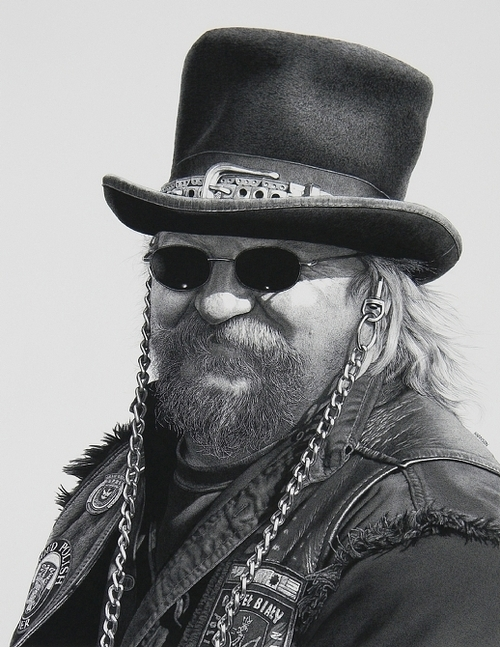 07-Johnny-V-Bill-Harrison-Outlaws-and-Patriots-Photo-Realistic-Drawings-www-designstack-co