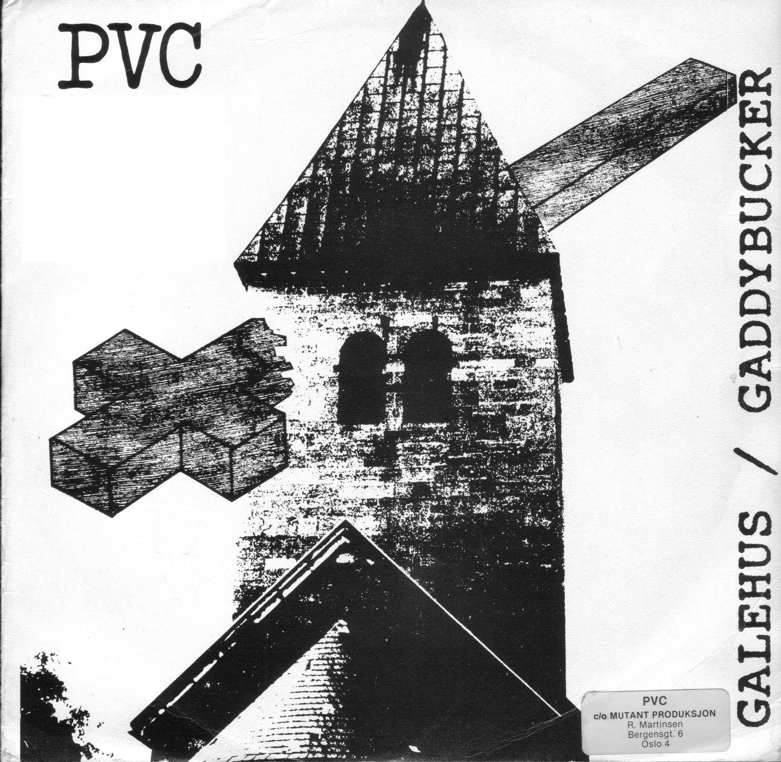 PVC Galehus Gaddybucker