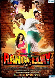 Rangeelay (2013) DVDRip XviD 1CDRip [DDR] Full Movie Free Download
