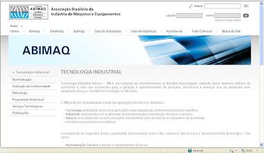 Visite também o site da ABIMAQ