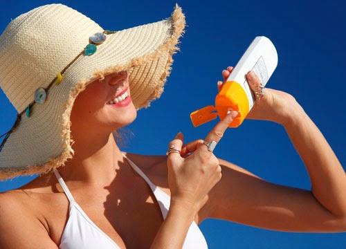 Những lưu ý khi sử dụng kem chống nắng