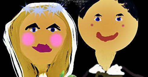 Gifta par första trekant
