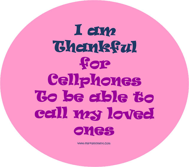 Affirmations for Kids, Daily Affirmations, be thankful affirmations poster