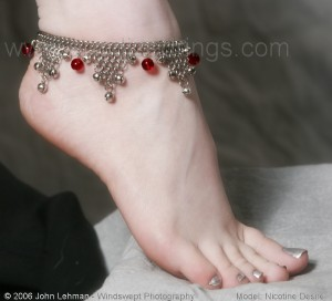 Latest and beautiful anklets, eid designs, images, pictures,2012,2013