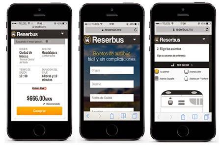 Reserbus, compra boletos de autobús desde la comodidad de tu casa