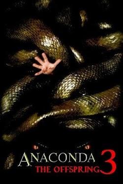 Rắn Khổng Lồ 3 - Anaconda III (2008) Poster