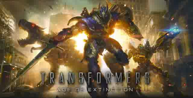 Download Transformer  Age of Extinction Android - Game Robot