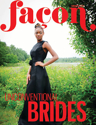 Façon Magazine  Summer 2013
